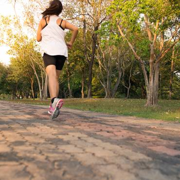Viajar, comer e correr…